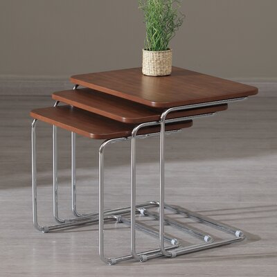 La Viola Dcor Kent 3 Piece Nesting Tables