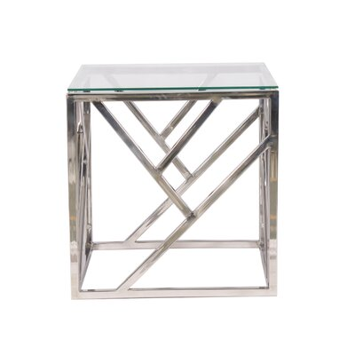 Oliverson End Table