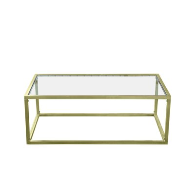 Colbourne Gilt Coffee Table
