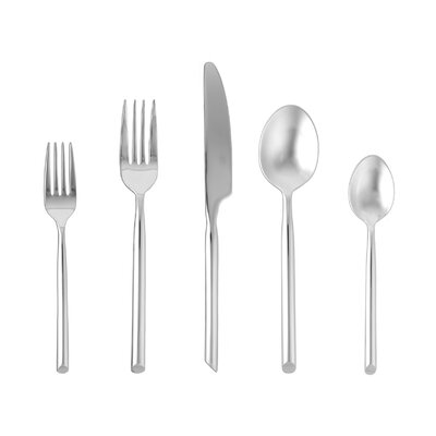 Capri 5 Piece Flatware Set