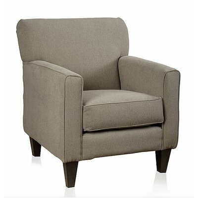 Eli Armchair Fabric: Grey
