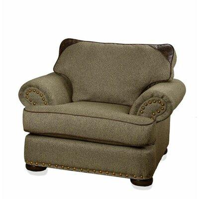 Devon Patched Tweed Arm Chair