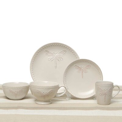 Dragonfly 5 Piece Place Setting, Service for 1 A2305