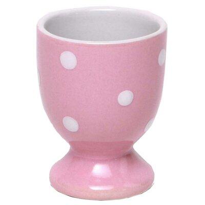 Polka Dot Egg Cup A2111 GR