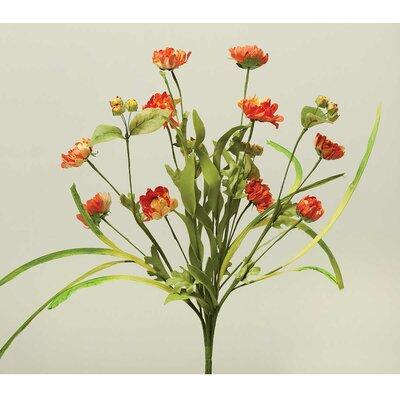 Silk Summer Daisy Flower Bush M9256 OR