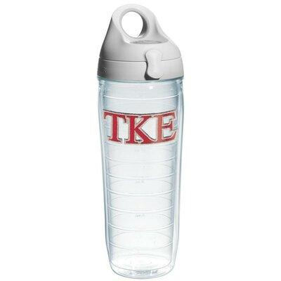 Greek Fraternity Water Bottle Greek Organization: Tau Kappa Epsilon 1076226