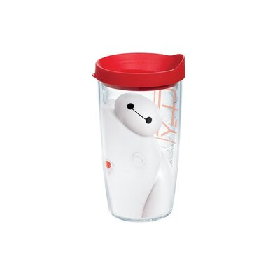 Disney Big Hero 6 Baymax 16 Oz. Tumbler with Lid 1172892