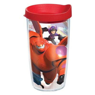 Disney Big Hero 6 16 Oz. Tumbler with Lid 1159770