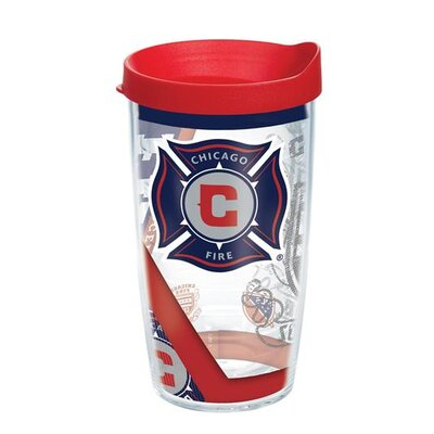 MLS Chicago Fire 16 Oz. Tumbler 1177433