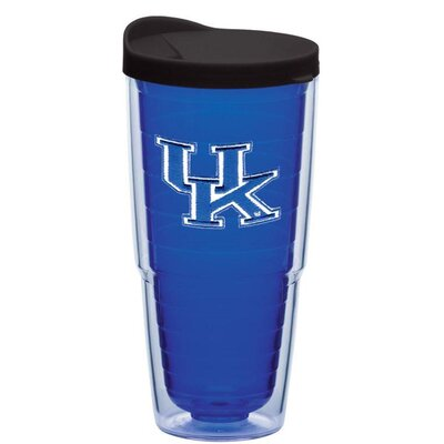 Collegiate Sapphire Tumbler Size: 24 Oz, Team: University of Kentucky Black 1055476