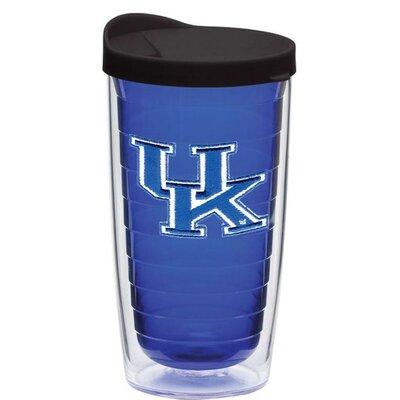 Collegiate Sapphire Tumbler Size: 16 Oz, Team: University of Kentucky Black 1055456