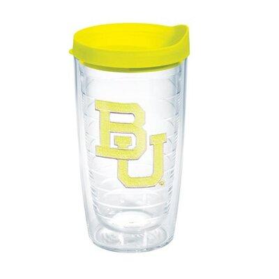 Collegiate Baylor Neon Yellow 16 Oz Tumbler 1100892