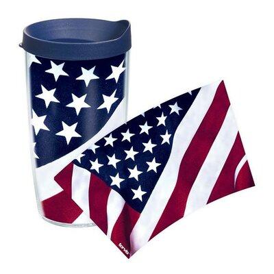 American Pride American Flag Colossal Tumbler Size: 16 oz. 1091183