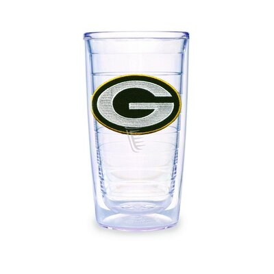 Nfl Greenbay Packers 16 Oz. Insulated Tumbler