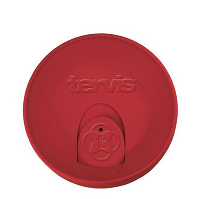 Travel Lid for 16 Oz. Tumblers Color: Red 1020280