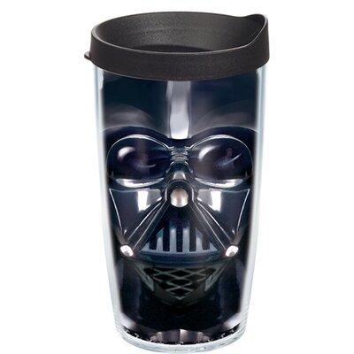 Star Wars Darth Vader Plastic Travel Tumbler Size: 16 oz. 1141872