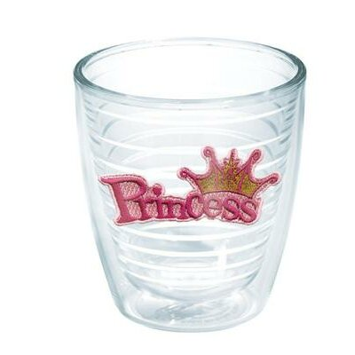 Totally Kids Princess Tumbler Size: 24 oz., Lid Included: Yes
