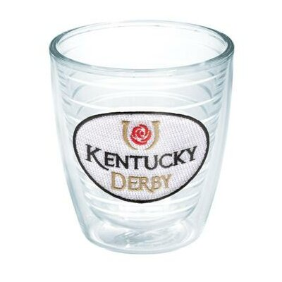 Kentucky Derby Tumbler Size: 12 oz., Lid Included: No 1037643