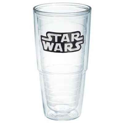 Star Wars Logo Tumbler Size: 24 oz. 1072650