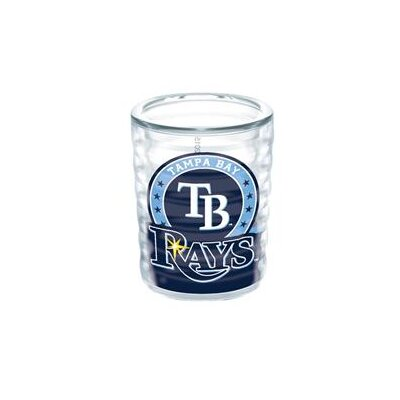 MLB Collectible Tumbler (Set of 6) Team: Tampa Bay Rays 1172360