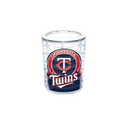 MLB Collectible Tumbler (Set of 6) Team: Minnesota Twins 1171321