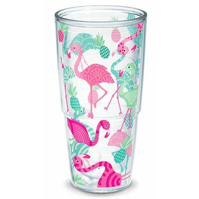 Sun and Surf Flamingos Tumbler 1190524