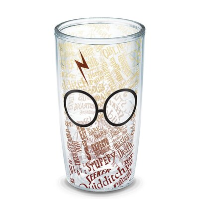 Harry Potter Glasses and Scar Tumbler 1209498