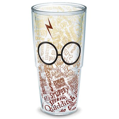Harry Potter Glasses and Scar Tumbler 1209500