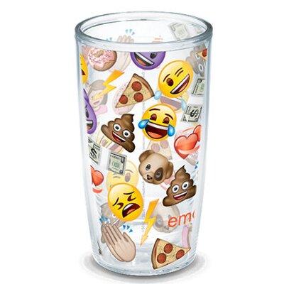 Emoji All Over Collage 16 oz. Tumbler 1232609