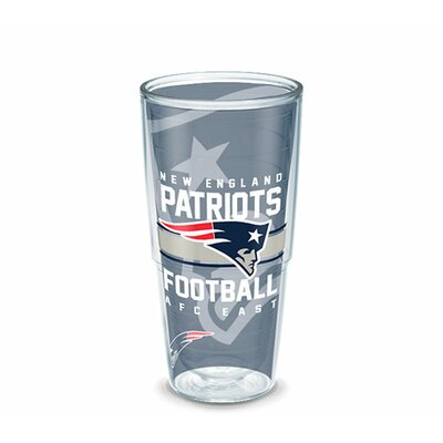 NFL Tumbler Size: 24 oz., Team: New England Patriots 1195006