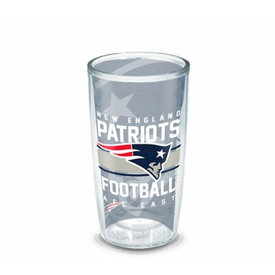 NFL Tumbler Size: 16 oz., Team: New England Patriots 1196080