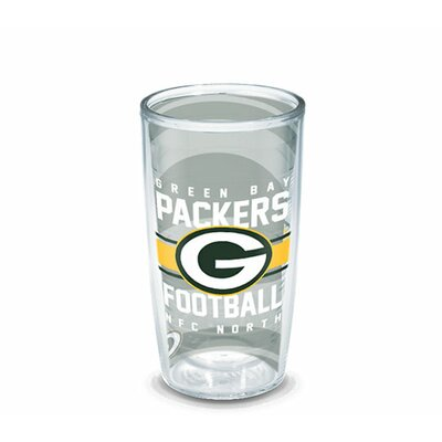 NFL Tumbler Size: 16 oz., Team: Green Bay Packers 1194108