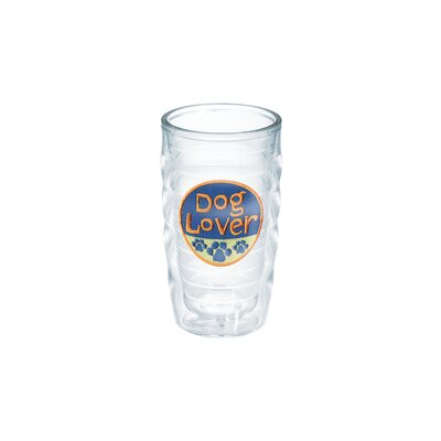 Pets Dog Lover 10 Oz. Wavy Tumbler 1056258
