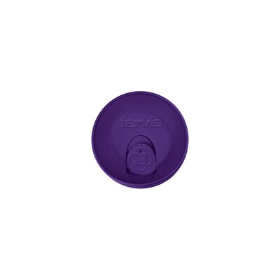 Travel Lid for 24 Oz. Tumblers and Goblets Color: Royal Purple 1090214