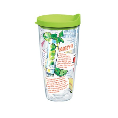 Eat Drink Be Merry Summer Drink 24 Oz. Tumbler 1130698