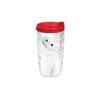 Disney Big Hero 6 Baymax 10 Oz. Wavy Tumbler with Lid 1172891