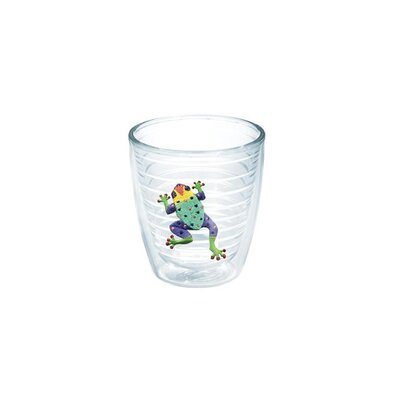 Garden Party Frog Tumbler Size: 24 oz., Color: Purple 1015711