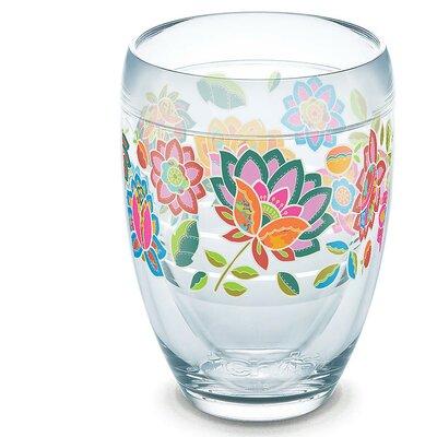 Garden Party Boho Chic 9 oz. Stemless Wine Glass 1228293