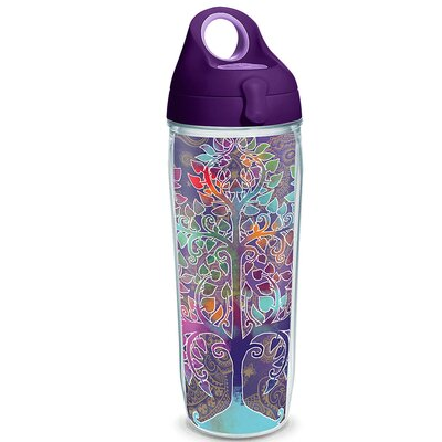 On Trend Tree of Life 24 oz. Water Bottle 1252295