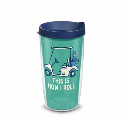 Life Is Good  Golf Cart Insulated Tumbler 1253055