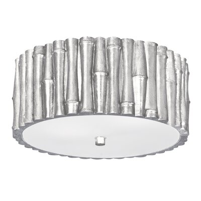 Masefield 2-Light Flush Mount