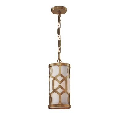 Beckman 1-Light Mini Pendant