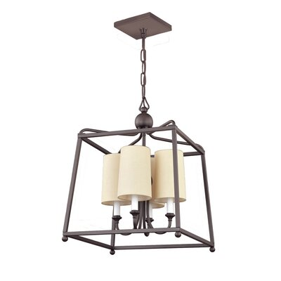 Taraval 5-Light Foyer Pendant Finish: Dark Bronze