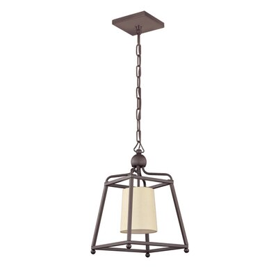 Sylvan 1-Light Mini Pendant Finish: Dark Bronze