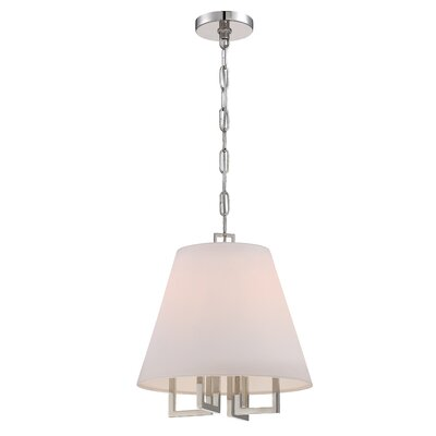 Longley 4-Light Mini Pendant