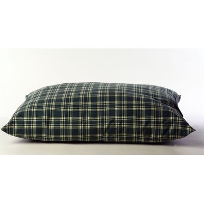Indoor/Outdoor Shebang Dog Pillow Size: Medium (36 L x 27 W)