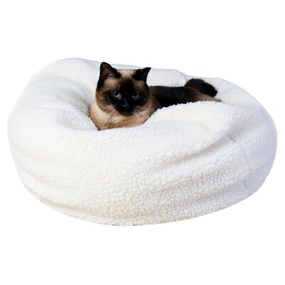 Aria Pet Bed Size: Large (32 L x 32 W)