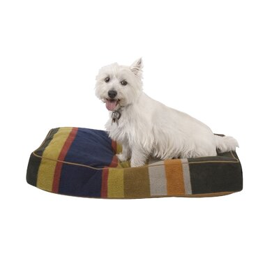 Badlands National Park Pet Pillow Size: Small