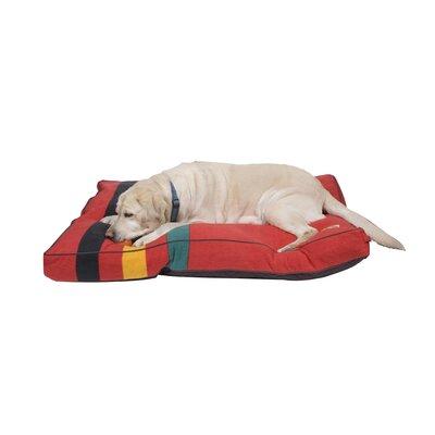 Rainier National Park Pet Pillow Size: Large