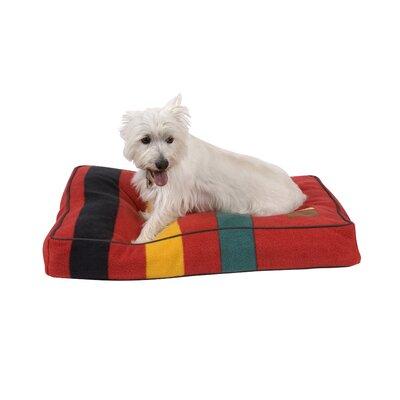 Rainier National Park Pet Pillow Size: Small